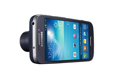 Samsung galaxy S4 zoom camera