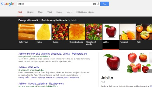 Google alternatívy