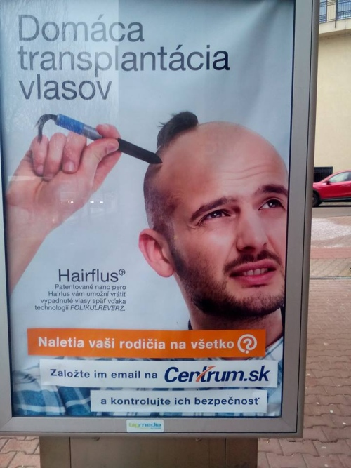 Centrum.sk - outdoor reklama