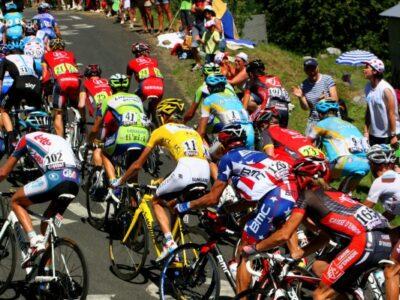 Cyklistika a kontrola bicyklov