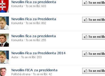 Fico ako prezident