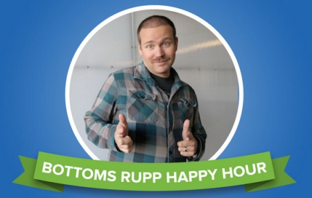 Happy hour domain name.com