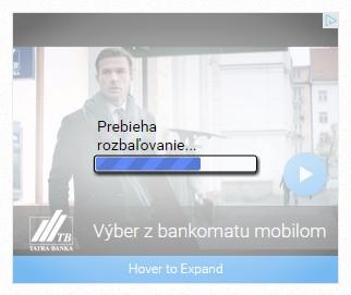 Rozbaľovacie reklamy Google Adsense