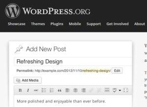 Wordpress obrázok