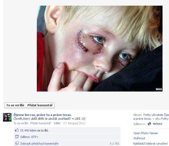 Žijeme len ras a podivný marketing na Facebooku